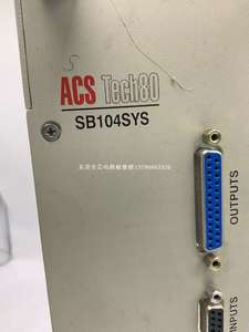 ACS Motion Control Tech80 SB104SYS-ComPlus2 (ACS-6)